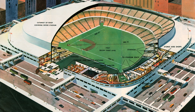 Ballpark Renderings Amp Models Archives Ballparks Of