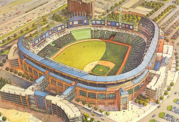 Chicago White Sox Ballpark Renderings