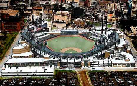 Ford Models Chicago >> Ballpark Renderings & Models Archives - Ballparks of