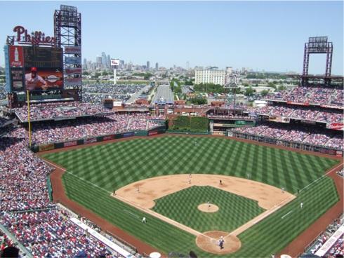 Citizens Bank Park Reviews Amp Ballpark Experiences Ballparks Of Baseball