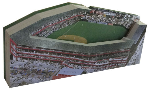 Sportsman's Park St. Louis Cardinals 3D Ballpark Replica
