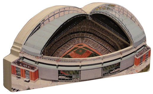 Miller Park Milwaukee Brewers 3D Ballpark Replica