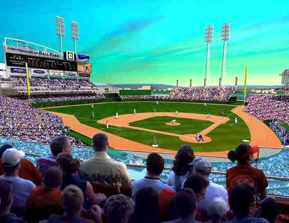 Astros >> Ballpark Renderings & Models Archives - Ballparks of