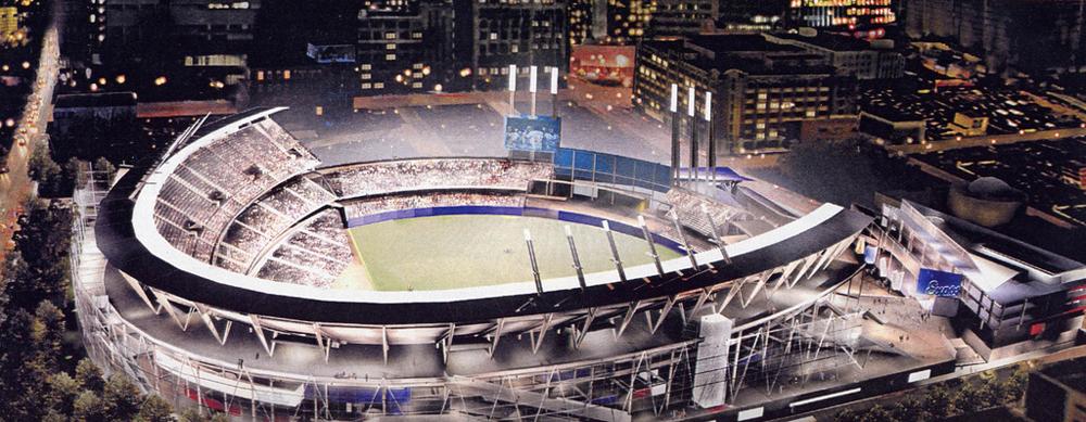 Montreal Expos Ballpar...